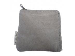 ES001725 money zip piccolo grigio