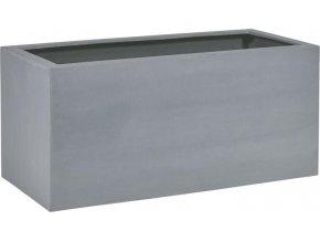 pflanzkasten grau beton fleur ami solid 23122