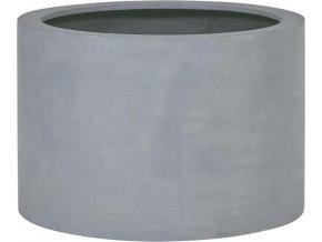 pflanzzylinder grau fleur ami shape 23145