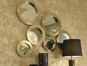 Tři stříbrné zrcadla - set