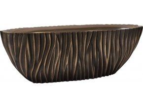 21275 river tischgefaess antik bronze