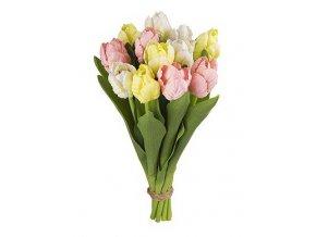 Svazek tulipánů SIA h30 žluté střapaté