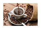 Vůně čerstvé kávy