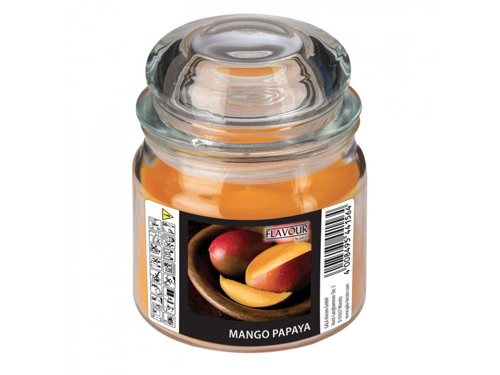 vonna svicka Mango Papaya ve skle s vikem