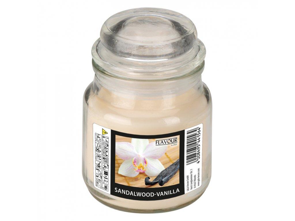 vonna svicka Sandalwood Vanilla ve skle s vikem mala