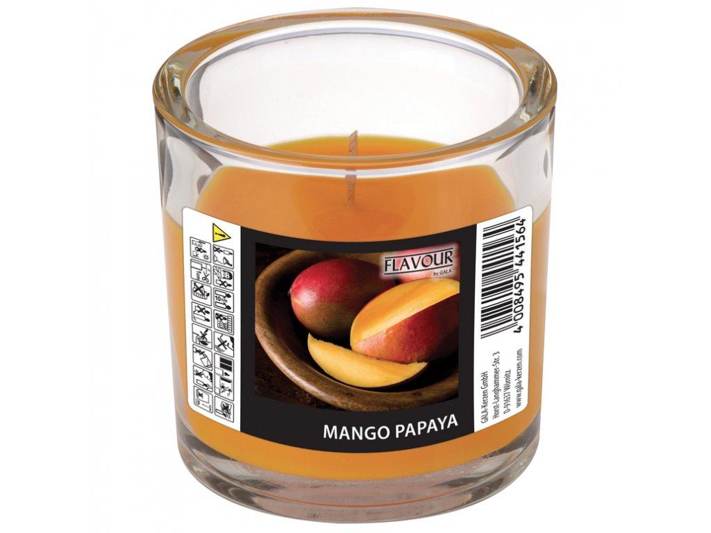 vonna svicka Mango Papaya ve skle ELEGANT