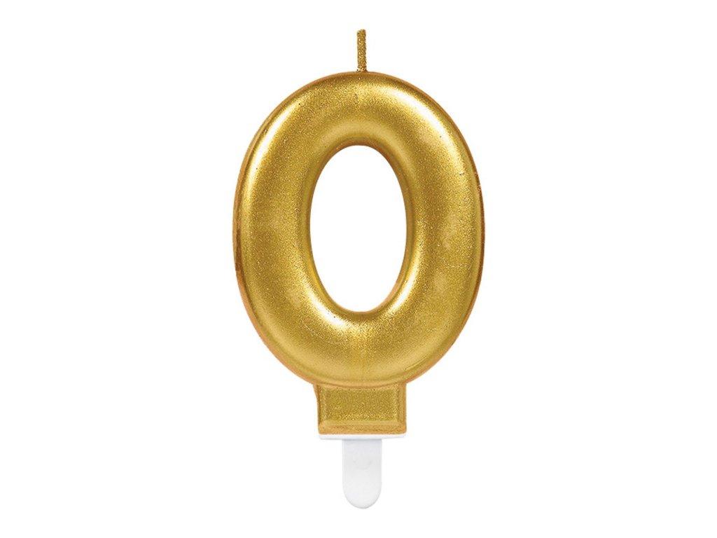 svicka cislo 0 zlata