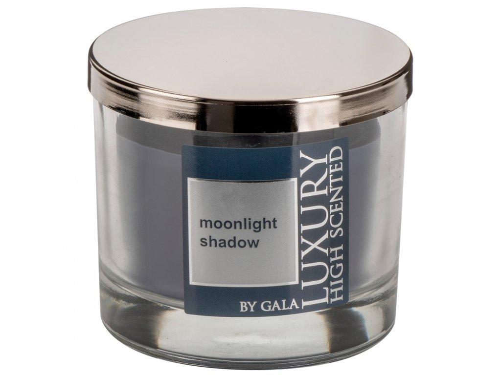 vonna svicka Moonlight Shadow ve skle Minnesota s kovovym vikem
