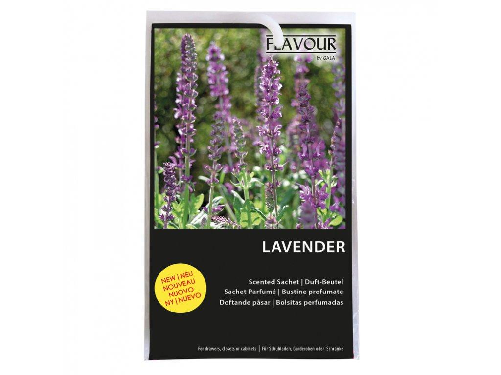 Vonny sacek Lavender s hackem na zaveseni