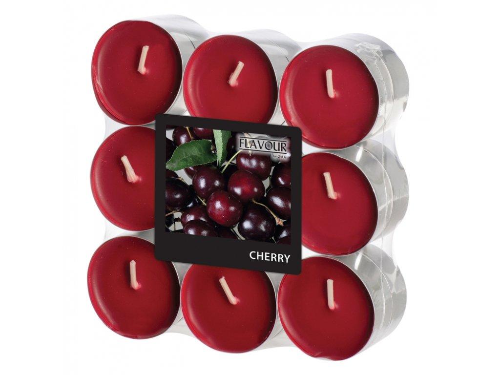 vonne svicky Cherry 18 ks