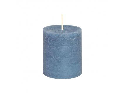 svicka valec rustikalni modra 68 80