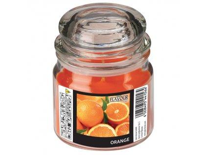 vonna svicka Orange ve skle s vikem