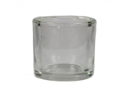 svicen ze skla pro cajovou svicku