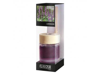 Vonny difuzer Lavender 100 ml 6 ks ratanove tycinky