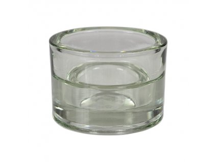 svicen ze skla 2 v 1 pro cajovou svicku a maxi