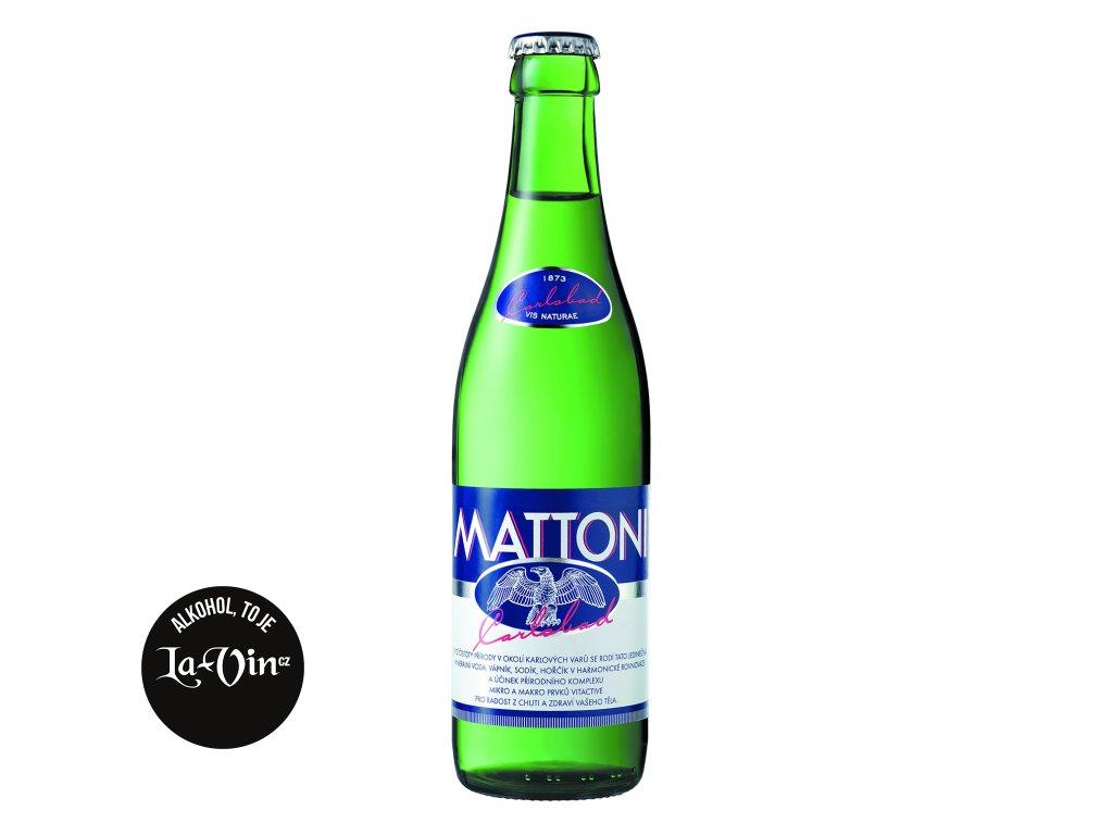 MATTONI PERLIVÁ 0,33L SKLO