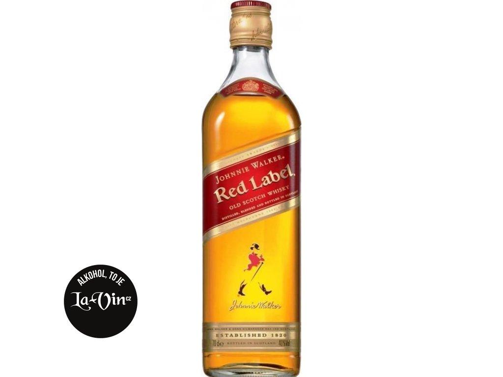 Johnnie Walker Red Label 0,7l