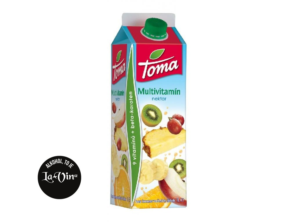 TOMA  MULTIVITAMÍN  1 L