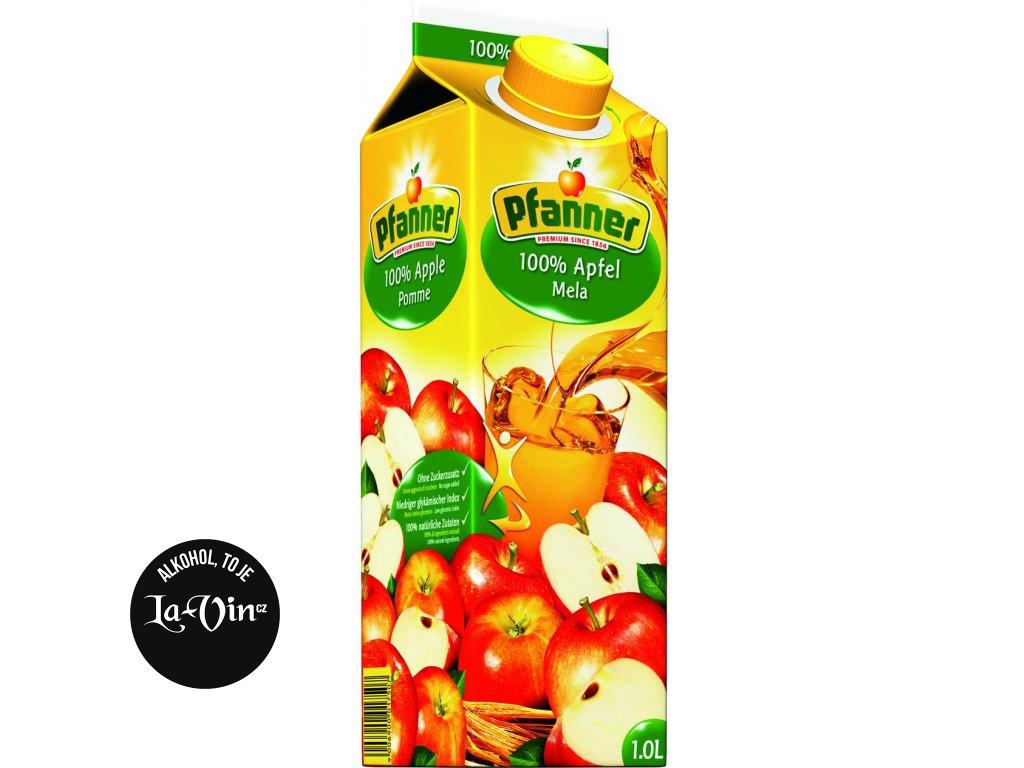 PFANNER  100 %  Jablko 1 L