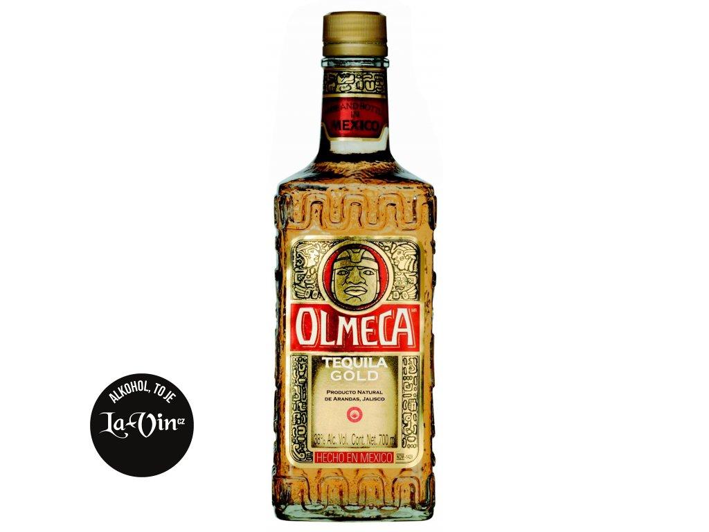 TEQUILA OLMECA GOLD 0.7L