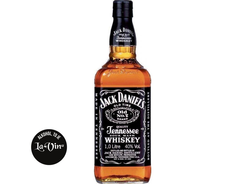 Jack Daniels Tennessee Whiskey 1l