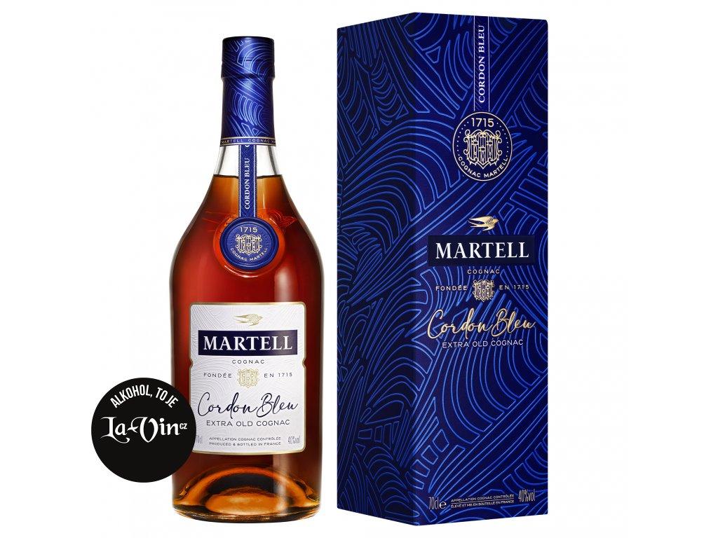 MARTELL CORDON BLEU 0,7L