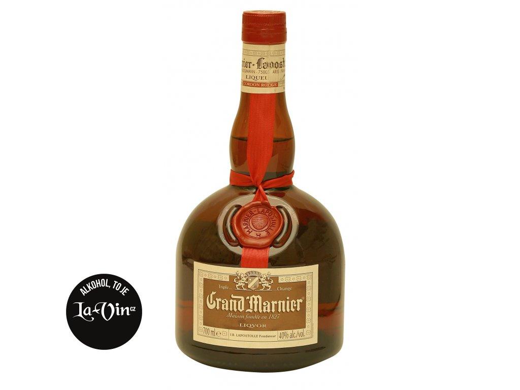 GRAND MARNIER CORDON ROUGR 0,7L