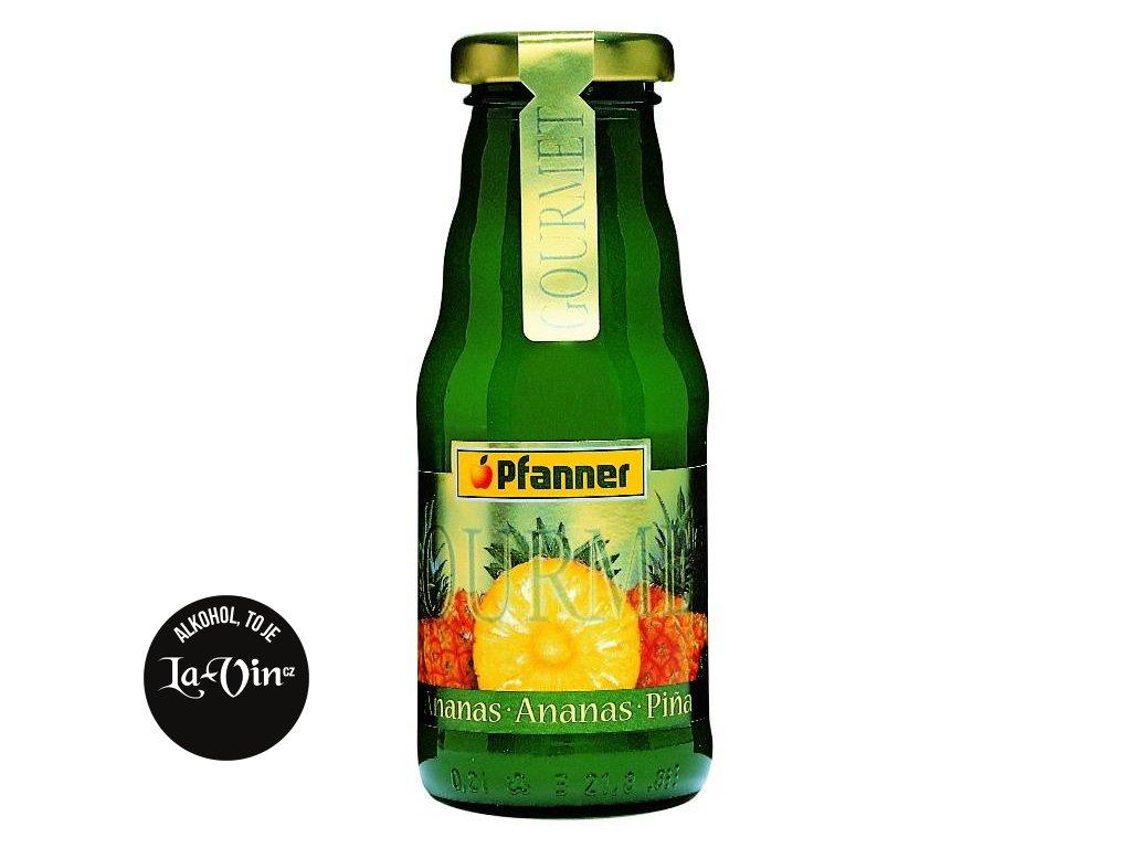 PFANNER  GOURMET Ananas  0.2 L