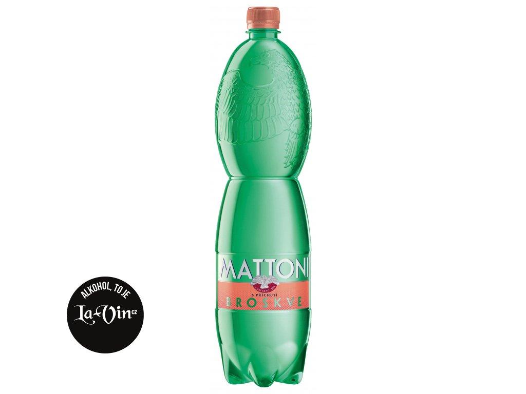 MATTONI  BROSKEV  1,5 L