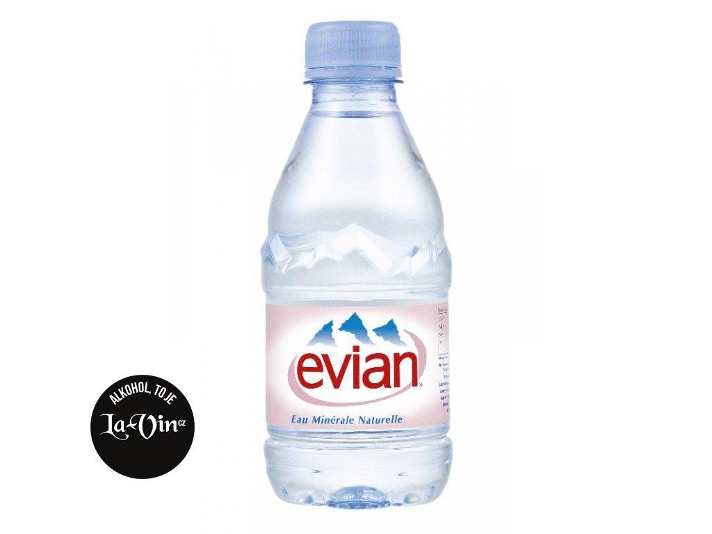 EVIAN  0,33 L PET