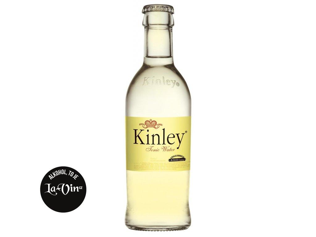 KINLEY TONIC WATER  0.25 L
