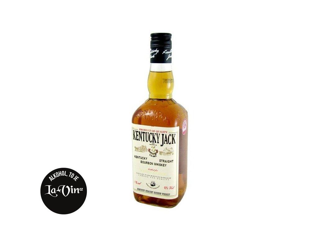 KENTUCKY JACK BOURBON 3Y 0,7L