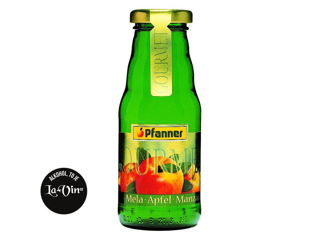 PFANNER GOURMET Jablko  0.2 L