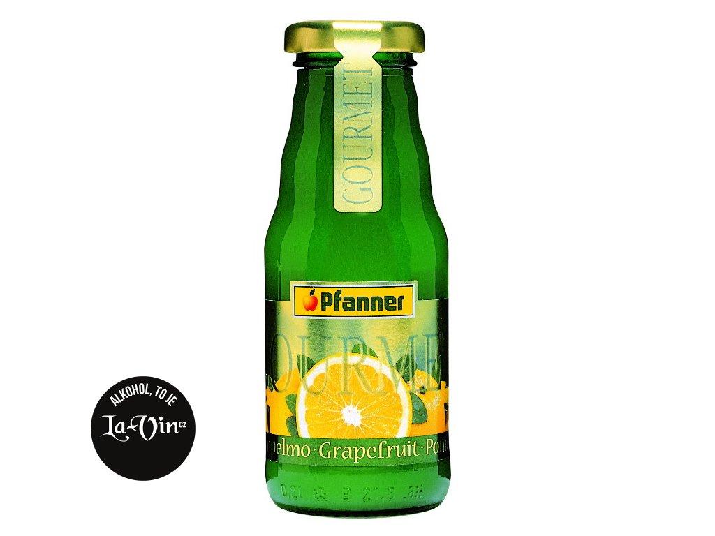 PFANNER GOURMET Grapefruit  0.2 L