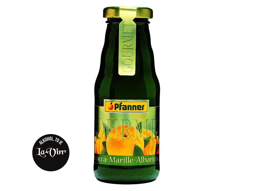 PFANNER GOURMET Meruňka   0.2 L