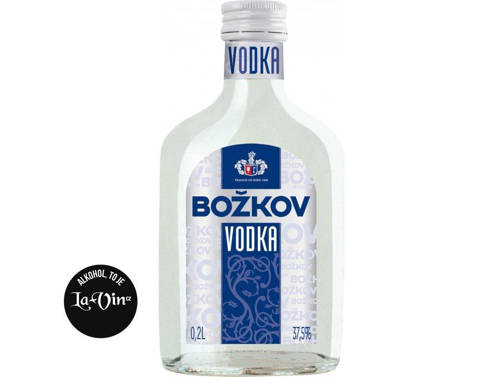Vodka Božkov 0,197l