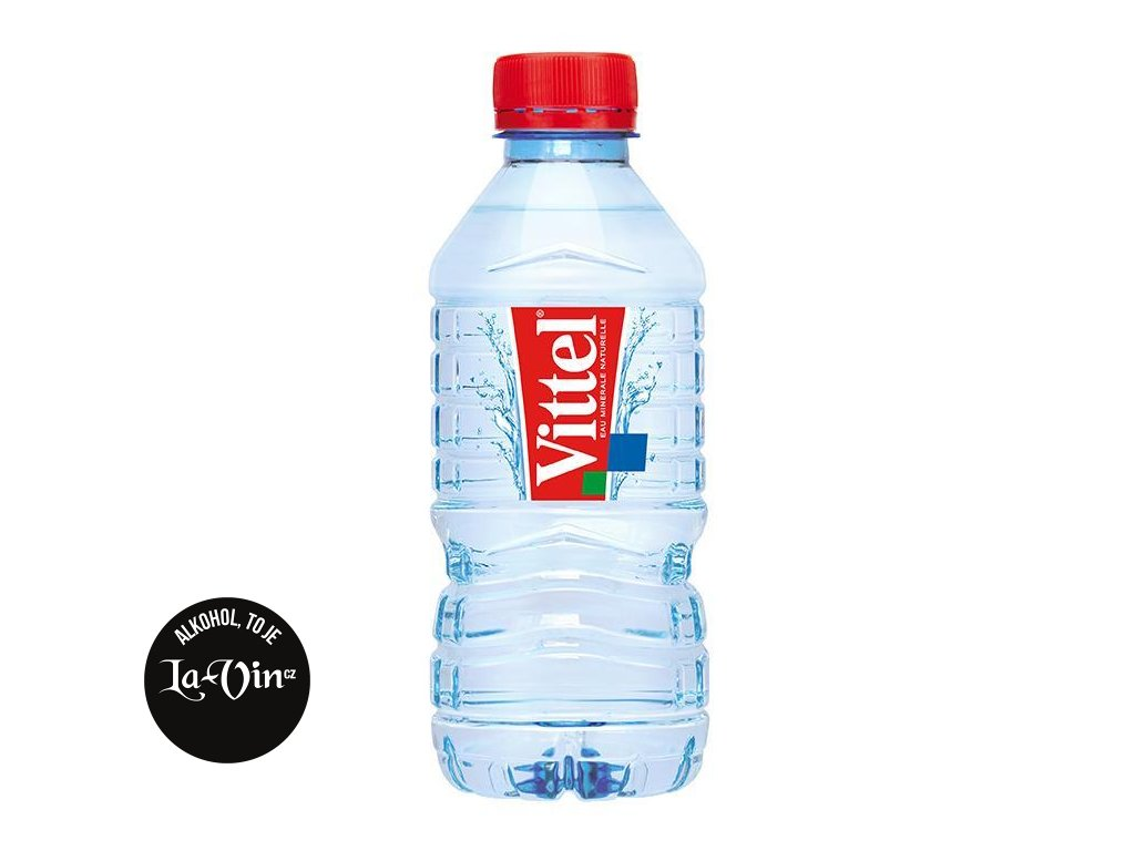 VITTEL MINERÁLNÍ VODA 0.33L PET