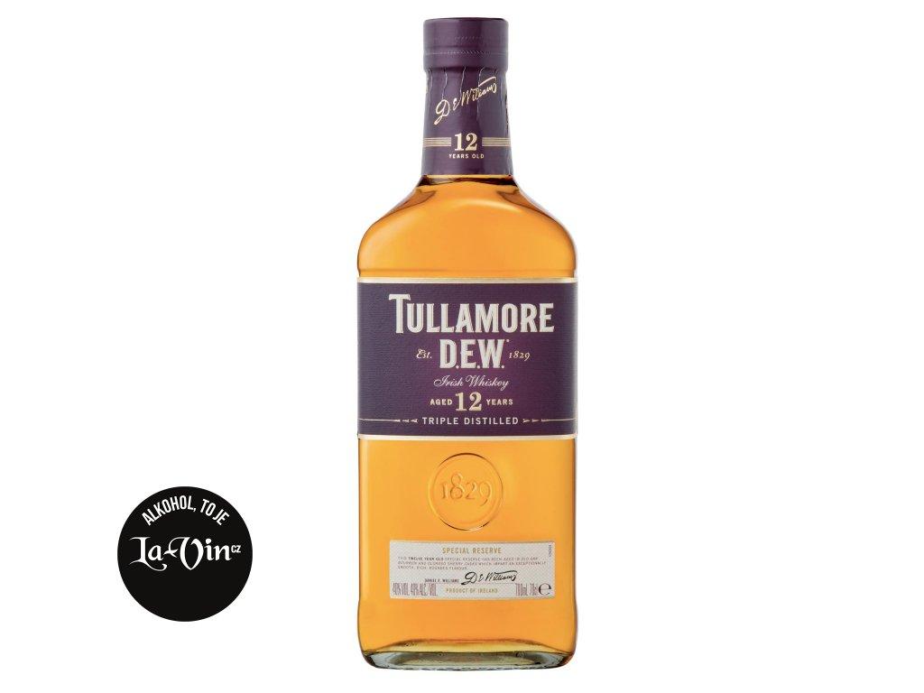 Tullamore Dew 12Y 0,7l 43% AD