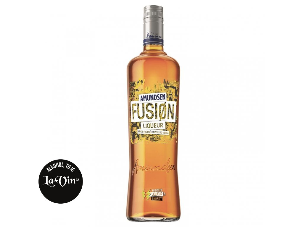 Vodka Amundsen Fusion Energy 1l