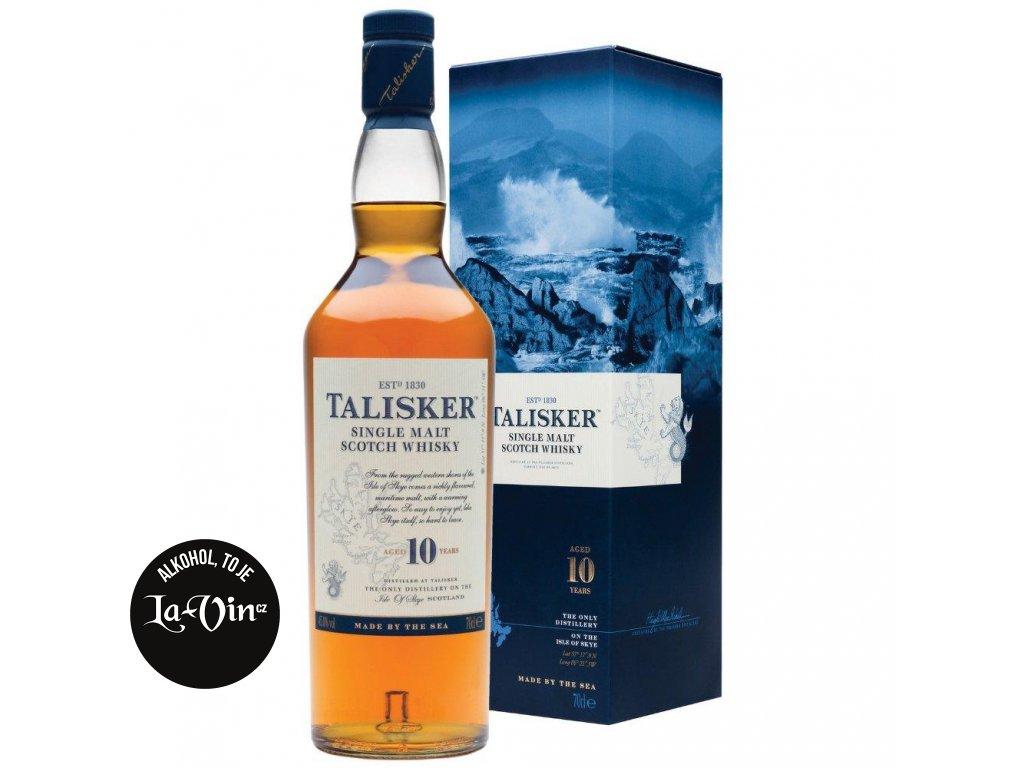 Talisker 10 Years Old, Skye Island