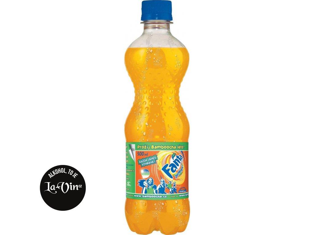FANTA Pomeranč  0,5 L