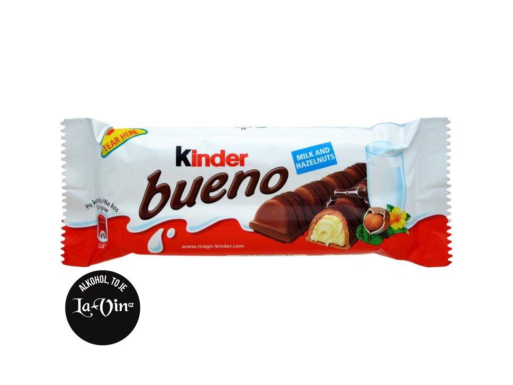 KINDER BUENO 2 TYČINKY