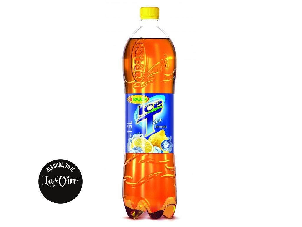 RAUCH ICE TEA CITRON 1,5L PET