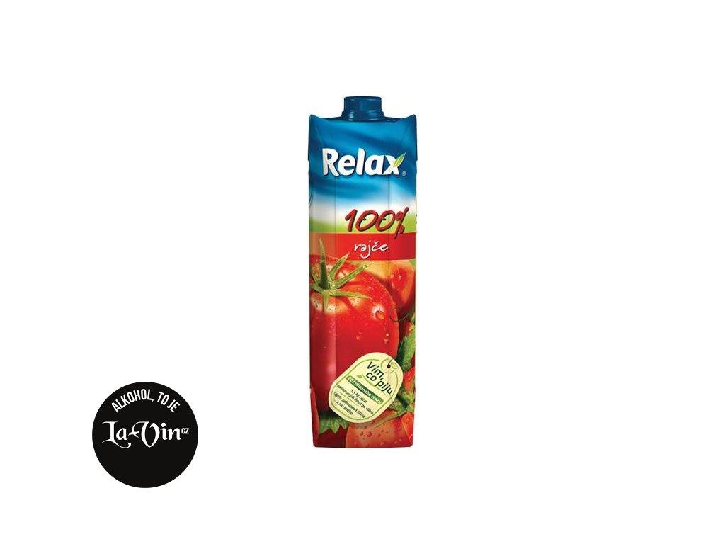 RELAX Rajče svěží 100 %  1 L