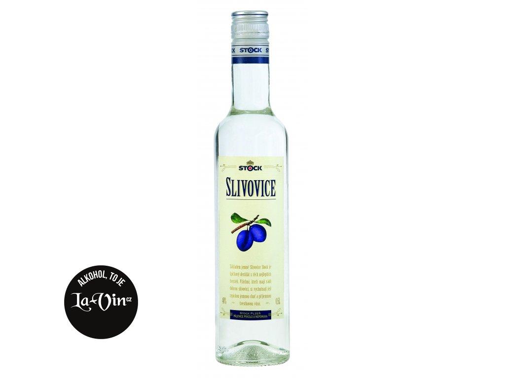 Slivovice Stock 0,5l