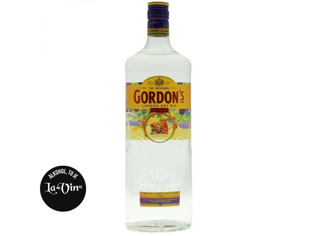 Gordon´s London Dry Gin 1l