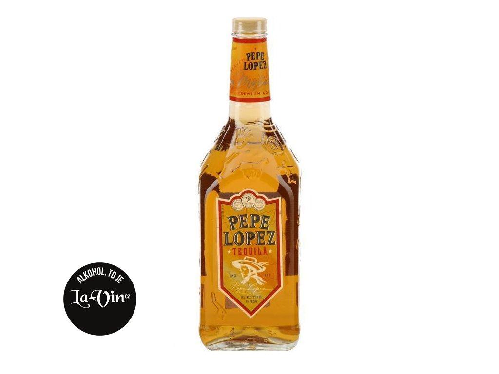 Pepe Lopez Gold 0,7l