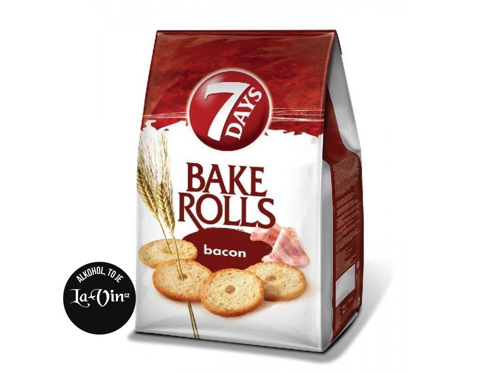 BAKE ROLLS SLANINA 80G