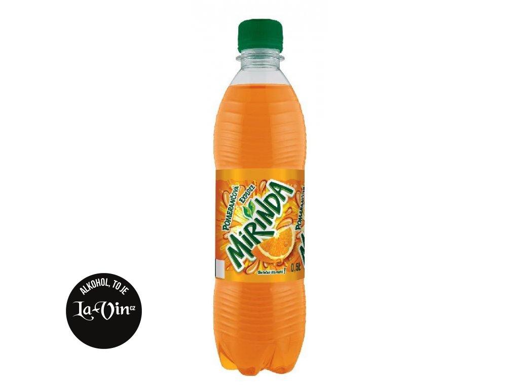 MIRINDA Pomeranč  0,5 L