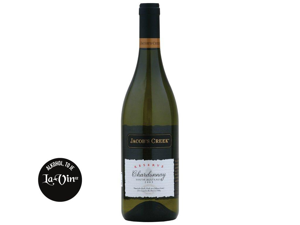 JACOBS CREEK Chardonnay Reserva AUS